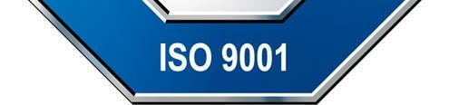 Geprüfte Qualität: Seit 18 Jahren ist infolab nach ISO 9001 zertifiziert